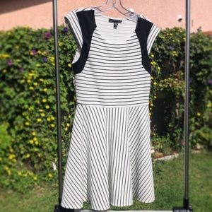 Black and white dress, size 11
